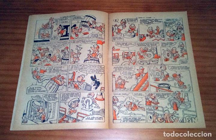 Tebeos: PUMBY - NÚMERO 338 - AÑO 1964 - BUEN ESTADO - Foto 7 - 125218483