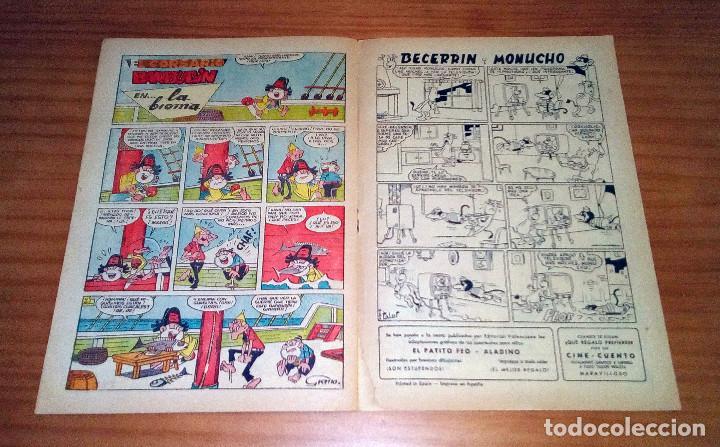 Tebeos: PUMBY - NÚMERO 338 - AÑO 1964 - BUEN ESTADO - Foto 10 - 125218483