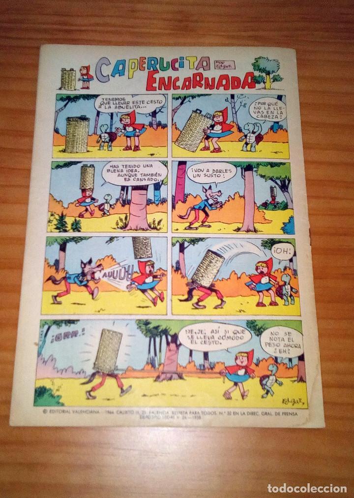Tebeos: PUMBY - NÚMERO 338 - AÑO 1964 - BUEN ESTADO - Foto 11 - 125218483