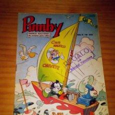 Tebeos: PUMBY - NÚMERO 342 - AÑO 1964. Lote 125397767