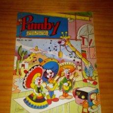 Tebeos: PUMBY - NÚMERO 347 - AÑO 1964 - BUEN ESTADO. Lote 125416999