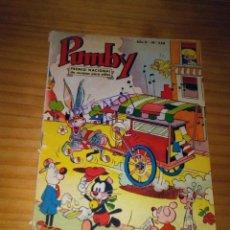 Tebeos: PUMBY - NÚMERO 348 - AÑO 1964 . Lote 125418263