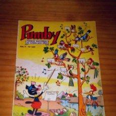 Tebeos: PUMBY - NÚMERO 349 - AÑO 1964 . Lote 125420147