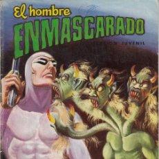 Tebeos: EL HOMBRE ENMASCARADO COLOSOS DEL COMIC Nº 19 - VALENCIANA. Lote 125435251