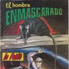 Tebeos: EL HOMBRE ENMASCARADO COLOSOS DEL COMIC Nº 17 - VALENCIANA. Lote 125435311