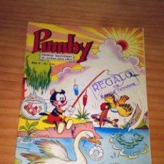 Tebeos: PUMBY - NÚMERO 356 - AÑO 1964 - BUEN ESTADO. Lote 125833271