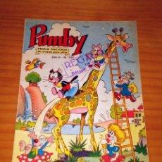Tebeos: PUMBY - NÚMERO 357 - AÑO 1964 - BUEN ESTADO. Lote 125835207
