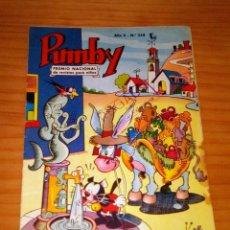 Tebeos: PUMBY - NÚMERO 358 - AÑO 1964 - BUEN ESTADO. Lote 125839707
