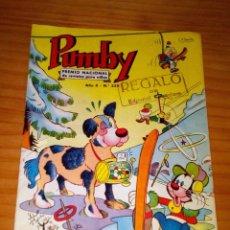Tebeos: PUMBY - NÚMERO 359 - AÑO 1964. Lote 125841291