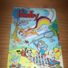 Tebeos: PUMBY - NÚMERO 379 - AÑO 1964 - PERFECTO ESTADO. Lote 126067019