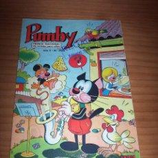 Tebeos: PUMBY - NÚMERO 380 - AÑO 1964 - MUY BUEN ESTADO. Lote 126093403