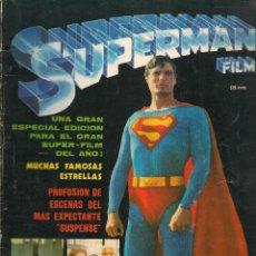 Tebeos: SUPERMAN. FILM. EDICIONES VERTICE. 1979. (B/58). Lote 126167131