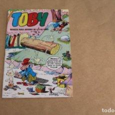 Tebeos: TOBY Nº 3, LLEVA HISTORIA DE HEROES DEL DEPORTE DE AMBRÓS, EDITORIAL VALENCIANA. Lote 126197803