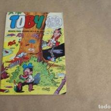 Tebeos: TOBY Nº 22, EDITORIAL VALENCIANA. Lote 126197851