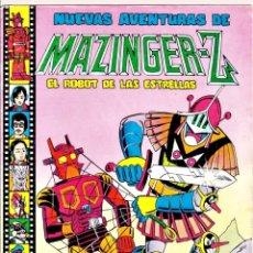 Tebeos: COMIC N°123 LAS NUEVAS AVENTURAS DE MAZINGER-Z 1978. Lote 126436450