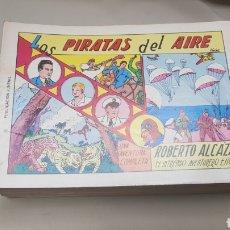 Tebeos: TEBEO COMICS ROBERTO ALCÁZAR Y PEDRIN, 33 NUMEROS NO CORRELATIVOS, DESDE N°1 AL 93. AÑO 1981. Lote 126682832
