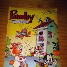 Tebeos: PUMBY - NÚMERO 430 - AÑO 1965 - MUY BUEN ESTADO. Lote 126705147