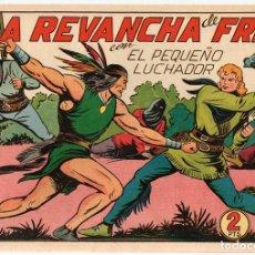 Giornalini: LA REVANCHA DE FRED. Nº 97. EL PEQUEÑO LUCHADOR. ORIGINAL. Lote 126947834