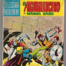 Tebeos: EL AGUILUCHO. Nº 24. EVADIDOS. REEDICIÓN VALENCIANA 1981. (ST/A15). Lote 127110355