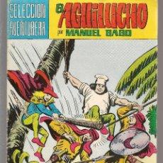 Tebeos: EL AGUILUCHO. Nº 29. ACECHANDO EN LA NOCHE. REEDICIÓN VALENCIANA 1981. (ST/A15). Lote 127110435