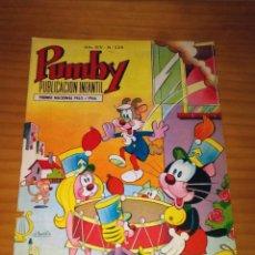 Tebeos: PUMBY - NÚMERO 539 - AÑO 1968 - MUY BUEN ESTADO. Lote 127332155