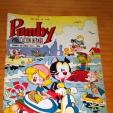 Livros de Banda Desenhada: PUMBY - NÚMERO 550 - AÑO 1968. Lote 127356371