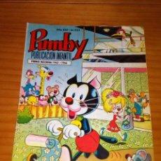 Livros de Banda Desenhada: PUMBY - NÚMERO 551 - AÑO 1968. Lote 127366207