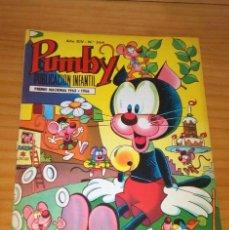 Livros de Banda Desenhada: PUMBY - NÚMERO 564 - AÑO 1968. Lote 127445595