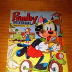 Livros de Banda Desenhada: PUMBY - NÚMERO 571 - AÑO 1968 - MUY BUEN ESTADO. Lote 127494375