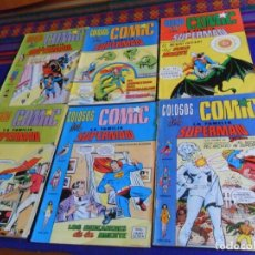 Tebeos: COLOSOS DEL CÓMIC LA FAMILIA SUPERMAN NºS 1 4 5 6 7 8 9 10 11. VALENCIANA 1979. 40 PTS.. Lote 127496423