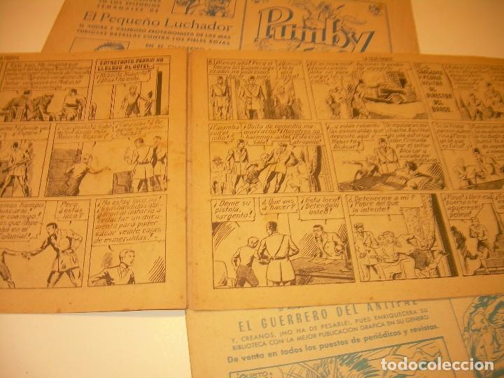 Tebeos: LOTE DE TRES COMIC...ROBERTO ALCAZAR Y PEDRIN. - Foto 6 - 127662063