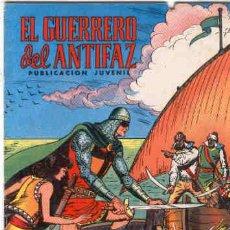 Tebeos: EL GUERRERO DEL ANTIFAZ. COLOR. Nº 80. Lote 127832139