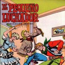 Tebeos: PEQUEÑO LUCHADOR, EL- Nº 83 - REED. SELECCIÓN AVENTURERA-PORTADAS NUEVAS DE M, GAGO-1978-BUEN0-9055. Lote 237104070