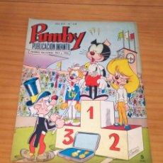 Livros de Banda Desenhada: PUMBY - NÚMERO 641 - AÑO 1970 - MUY BUEN ESTADO. Lote 127881163