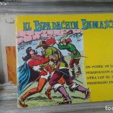 Tebeos: EL ESPADACHÍN ENMASCARADO. TOMO 8 CON LOS NROS.:,29,30,31,32 VALENCIANA 1981.. Lote 127938971