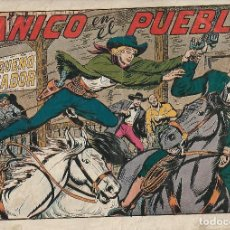 Tebeos: EL PEQUEÑO LUCHADOR NUMERO 175: PANICO EN EL PUEBLO-ORIGINAL. Lote 128009287