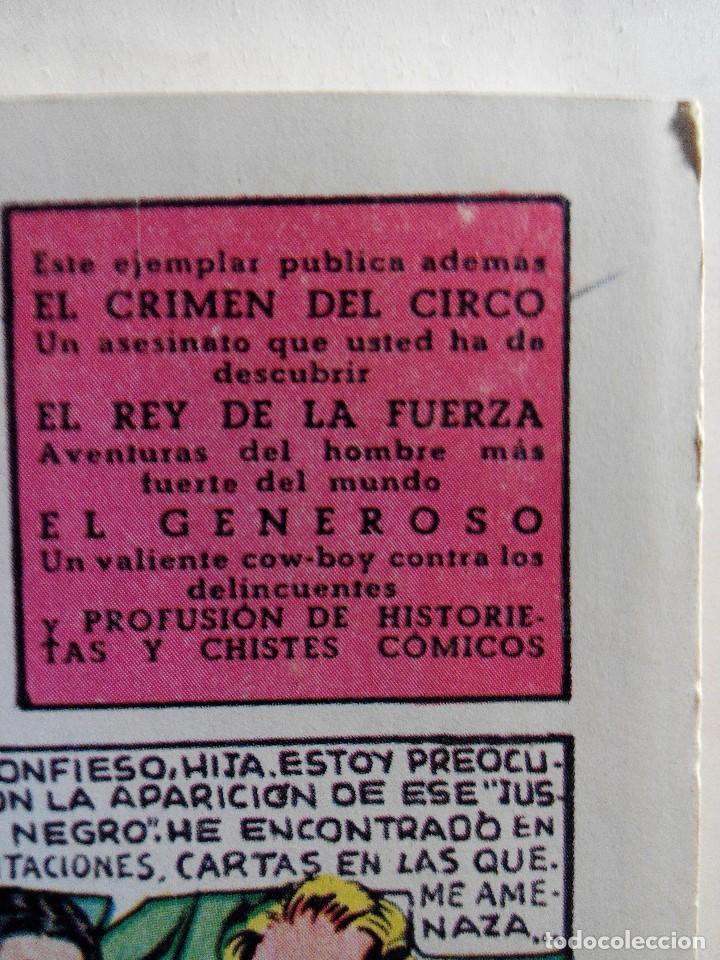Tebeos: LOTE DE 2 TOMOS DE LECTURAS PARA LA JUVENTUD AUDAZ - Foto 2 - 128049647
