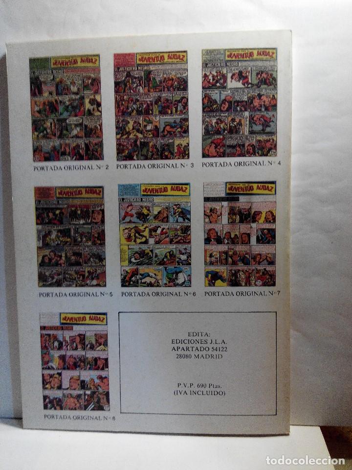 Tebeos: LOTE DE 2 TOMOS DE LECTURAS PARA LA JUVENTUD AUDAZ - Foto 7 - 128049647