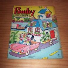 Livros de Banda Desenhada: PUMBY - NÚMERO 667 - AÑO 1970 - BUEN ESTADO. Lote 128160203