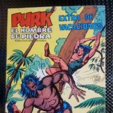 Tebeos: PURK EXTRA DE VACACIONES 1974 - EDIVAL ( M 3). Lote 128230427