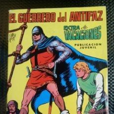 Tebeos: EL GUERRERO DEL ANTIFAZ - CONTIENE EL POSTER - EDIVAL 1973 (M 3 ). Lote 128259795