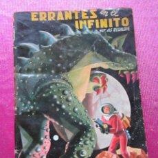 Tebeos: LUCHADORES DEL ESPACIO 19, ERRANTES EN EL INFINITO. Lote 128426483