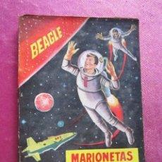 Tebeos: LUCHADORES DEL ESPACIO 164 MARIONETAS HUMANAS. Lote 128427399