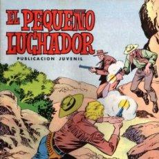 Tebeos: PEQUEÑO LUCHADOR, EL- Nº 10 - REEDICIÓN SELECCIÓN AVENTURERA- RARO Y DIFÍCIL-1977-CORRECTO-LEAN-9114. Lote 128487296