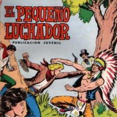 Tebeos: PEQUEÑO LUCHADOR, EL- Nº 71 - REED. SELECCIÓN AVENTURERA-PORTADAS NUEVAS DE M, GAGO-1978-BUEN0-9115. Lote 128487899