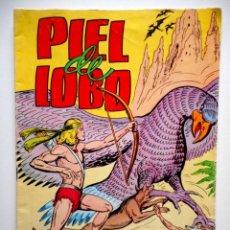 Tebeos: COLOSOS DEL COMIC Nº 57 PIEL DE LOBO Nº 1 ( VALENCIANA ). Lote 128611311