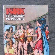 BDs: PURK EL HOMBRE DE PIEDRA Nº 14. VALENCIANA 1974.. Lote 128642591