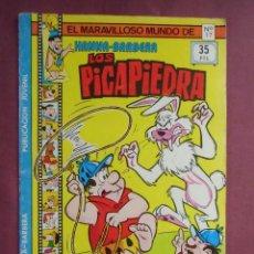 Tebeos: SELECCIÓN AVENTURA, Nº 135 - LOS PICAPIEDRA-VALENCIANA 1978, IMPECABLE.. Lote 128647031