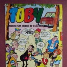 Tebeos: TOBY.Nº2, VALENCIANA 1982. B/C.. Lote 128648135