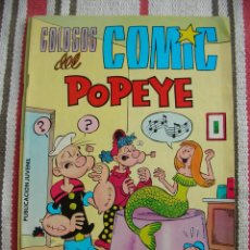 Tebeos: COLOSOS DEL COMIC : POPEYE Nº 8. Lote 128748511